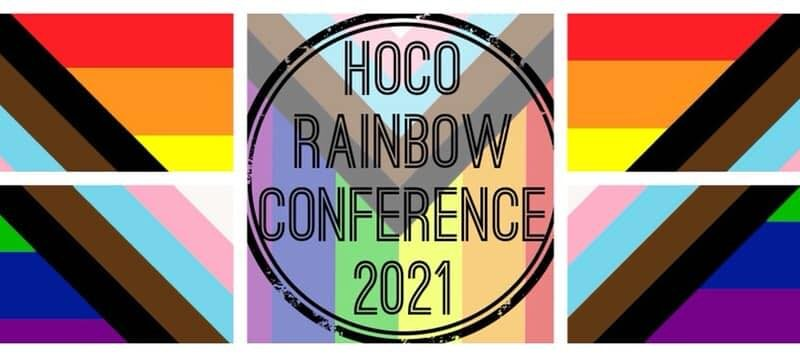 See you at the HoCo Rainbow Conference on May 15!