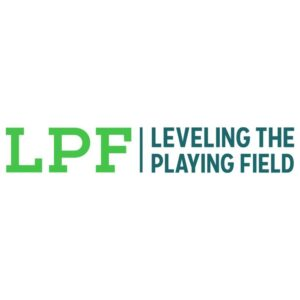 Sponsorship from Leveling the Playing Field