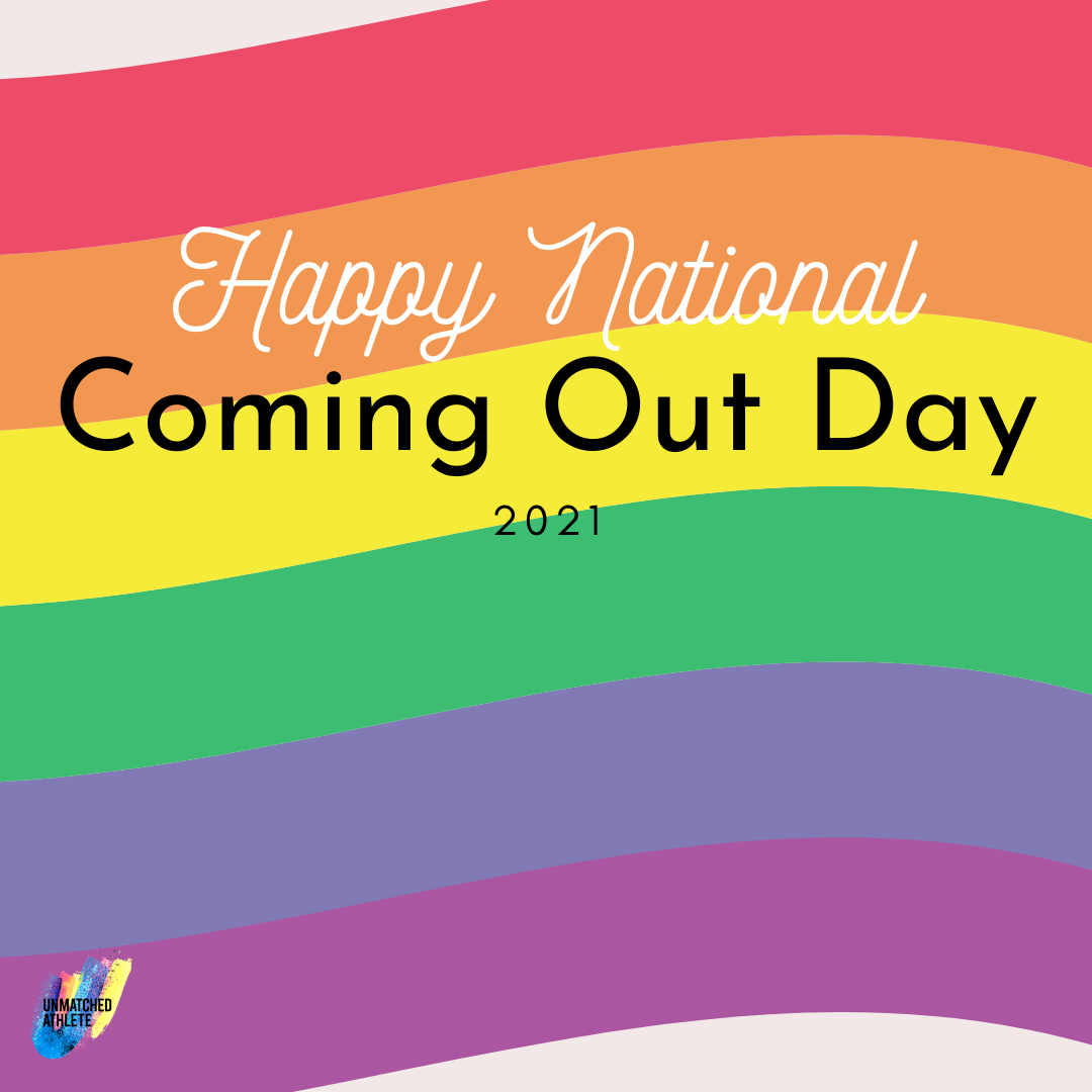 National Coming Out Day 2021 Stories